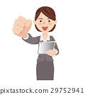 事業女性 商務女性 商界女性 29752941