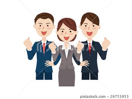 商務團隊 業務團隊 商業團隊 29753953