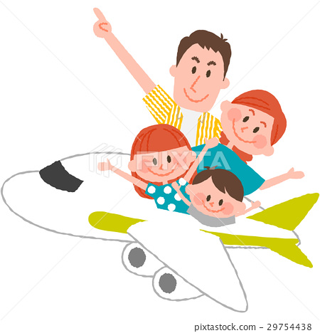 Family trip abroad 29754438