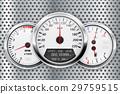 speedometer, vector, tachometer 29759515