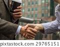 商業攝影 商業 握手 29765151