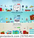 travel, summer, vector 29765463