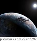 地球儀 土地 土 29767792