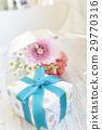 선물상자, 선물박스, 꽃다발 29770316