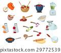 Cooking Process Set 29772539