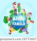 family, happy, art 29772607
