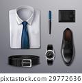 Businessman Apparel Accessories 29772636