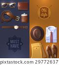 Men Wear Vertical Banners Set  29772637