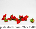 Fresh strawberries 29773589