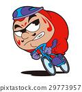 경륜 선수 캐릭터, 자전거, 자전거 경기, 달마 레이서 29773957