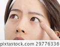눈, 눈알, 얼굴 29776336