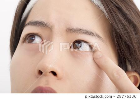 眼睛 目光 臉部 29776336