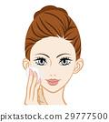 foundation, female, lady 29777500