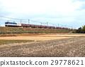 電機 集裝箱 貨運列車 29778621