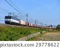 集裝箱 電機 貨運列車 29778622