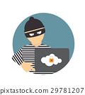 cyber, crime, hacker 29781207