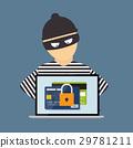 cyber, crime, hacker 29781211