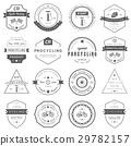 Badges and logos Cycling 29782157