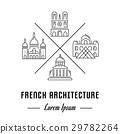icon, set, france 29782264