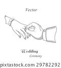 proposal wedding ring 29782292