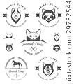 诊所 宠物 图标 29782544