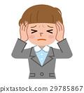頭疼 頭痛 身體虛弱 29785867