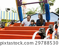 Family Holiday Vacation Amusement Park Ride Togetherness 29788530