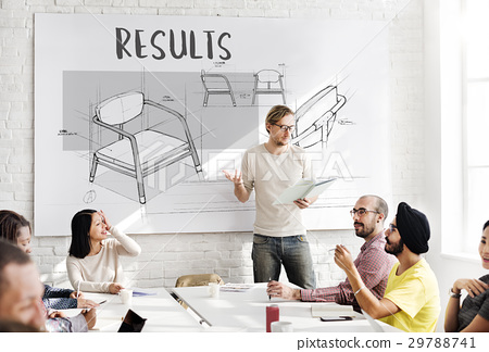 Armchair furniture sketch plan draft 29788741
