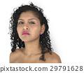 Lady Posing Studio Neutral Focused 29791628