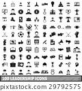 100 領導力 圖標 29792575