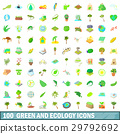 100, green, ecology 29792692