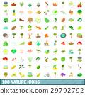 100 nature cartoon 29792792