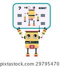 Robot character design 29795470