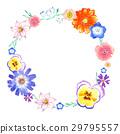 花朵 花卉 花 29795557