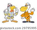 鸡消防员和鹈鹕救援队 29795995