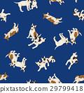 犬のパターン 29799418