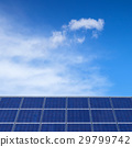 Photovoltaic modules and sky 29799742