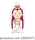 Guanyin Goddess of Mercy  29800971