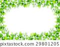 신록 잎 봄 배경 29801205