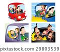 child seat, baby seat, family car 29803539