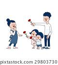 母親節 矢量 媽媽 29803730