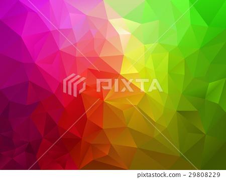 vector background pattern pink green spectrum 29808229