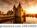 城堡 堡垒 要塞 29810690