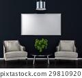 dark, interior, background 29810920