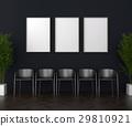 dark, interior, background 29810921