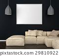 dark, interior, background 29810922