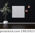 dark, interior, background 29810923