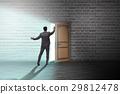 businessman, business, concept 29812478
