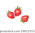 strawberries, strawberry, fruit 29812555