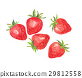 strawberries, strawberry, fruit 29812558